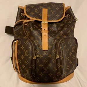 Authentic Louis Vuitton Backpack purchased in 2016